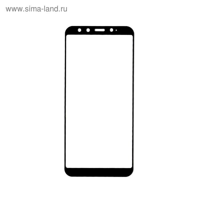 Защитное стекло 2D Innovation для Xiaomi Mi 6X, полный клей, черное