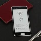 Защитное стекло 2D Innovation для Honor 9, полный клей, черное
