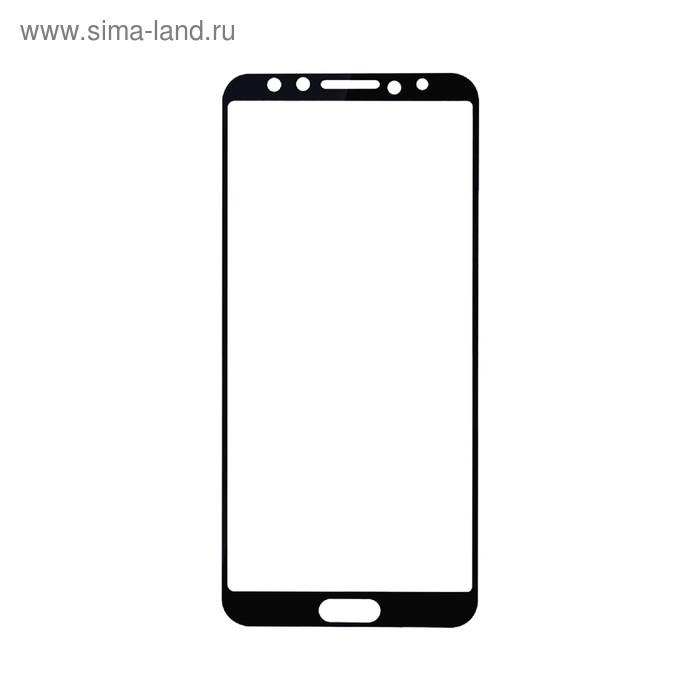 Защитное стекло 2D Innovation для Huawei Nova 2S, полный клей, черное