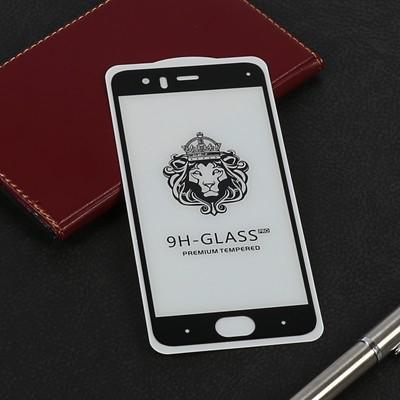 Защитное стекло 2D Innovation для Xiaomi Mi 6, полный клей, черное
