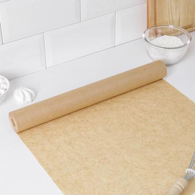 Бумага для выпечки, профессиональная, 38×25 м Nordic EB Golden, силиконизированная - Фото 1