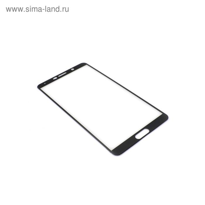 Защитное стекло 2D Innovation для Huawei Mate 10, полный клей, черное