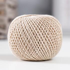 Нитки вязальные 'Флокс' 150м/25гр 100% хлопок немерсеризованный цвет 3600 Ош