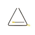 Треугольник FLIGHT FTR-6 Размер: 6'(15cм) Состав: металл, пластик