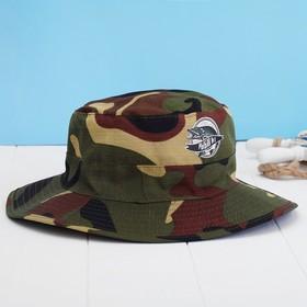 Шляпа «Рыбак №1», камуфляж Ош