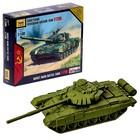 Сборная модель «Советский основной боевой танк Т-72Б»