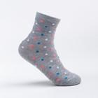 Носки детские Ft-639-L-12 цвет серый, р-р 16-18