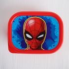 """Ланч-бокс прямоугольный 150 мл """"Человек-паук"""", Человек-паук - Фото 4"""
