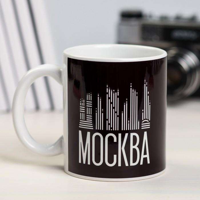 Кружка Москва. Город, который не спит, 300 мл