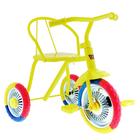 """Велосипед трёхколёсный «Тип-Топ 313», колёса 10"""" и 8"""", цвет микс"""