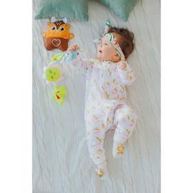 Набор развивающих игрушек «Счастливый малыш», 4 шт.