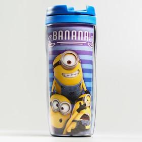 """Термостакан """"Banana"""" Гадкий Я, 350 мл"""
