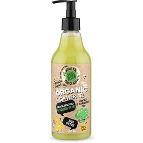 Гель для душа Planeta Organica  Food «100% detox», 500 мл