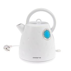 Чайник электрический POLARIS PWK 1756С Moon, 2150 Вт, 1.7 л, белый
