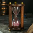 """Песочные часы """"Стандарт"""" 6,5х6,5х10 см"""
