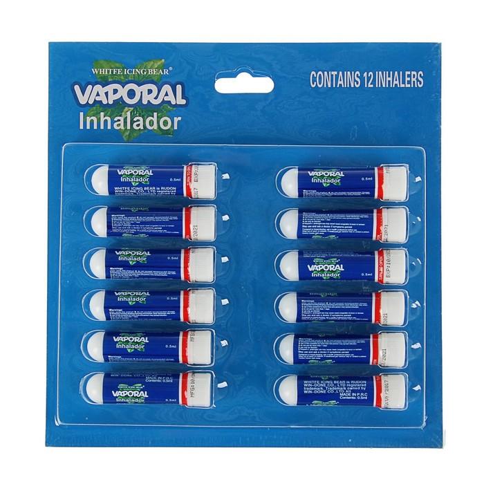 Ингалятор - карандаш Vapor Inhaler с эфирным маслом эвкалипта, 2 г