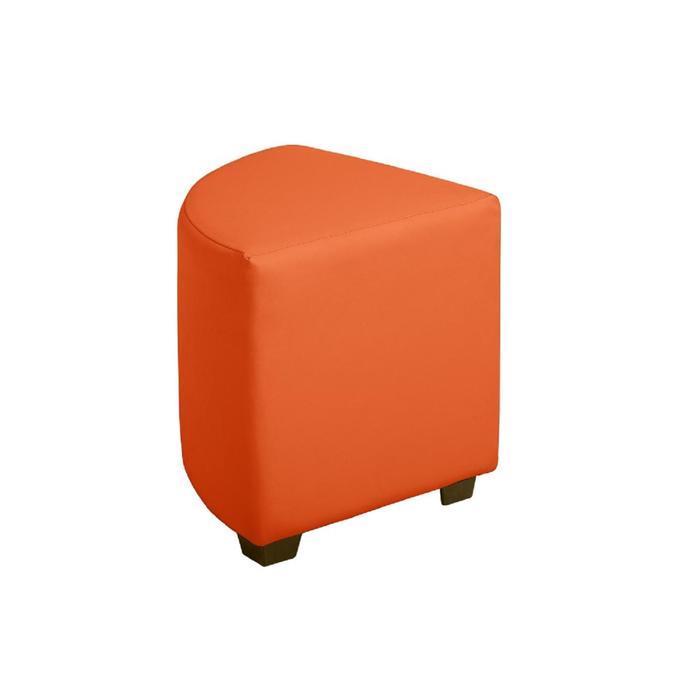 Пуф детский Марио 400х400х380 Оранжевый