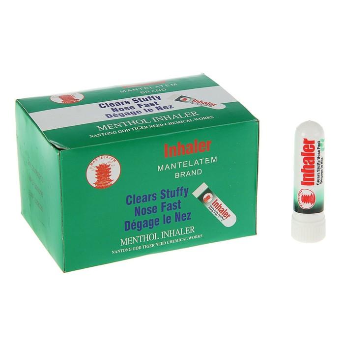 Ингалятор - карандаш Vapor Inhaler с эфирным маслом сосны и эвкалипта, 2 г