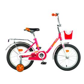 """Велосипед 16"""" Novatrack Maple, 2019, цвет красный"""