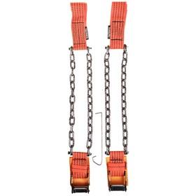 Браслет противоскольжения на колеса Skyway, модель XL-кроссоверы, длина 450мм., набор 2шт, S09701003 Ош