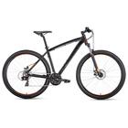 """Велосипед 29"""" Forward Next 2.0 disc, 2019, цвет чёрный матовый, размер 17"""""""