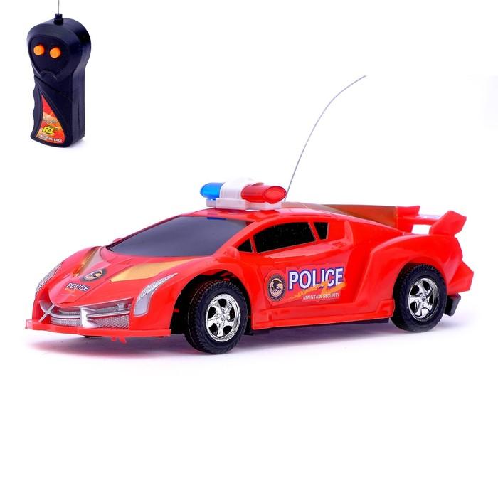 Машина радиоуправляемая