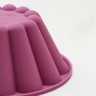 Форма для выпечки «Мини-каравай», 14,5×6 см, цвет красный - Фото 4