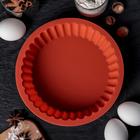 Форма для выпечки «Кекс», d=18 см, h=5,2 см, цвет МИКС - Фото 2