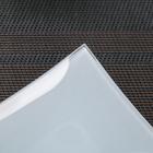 Блюдо «Гладкое», 19×9 см, цвет белый - Фото 3