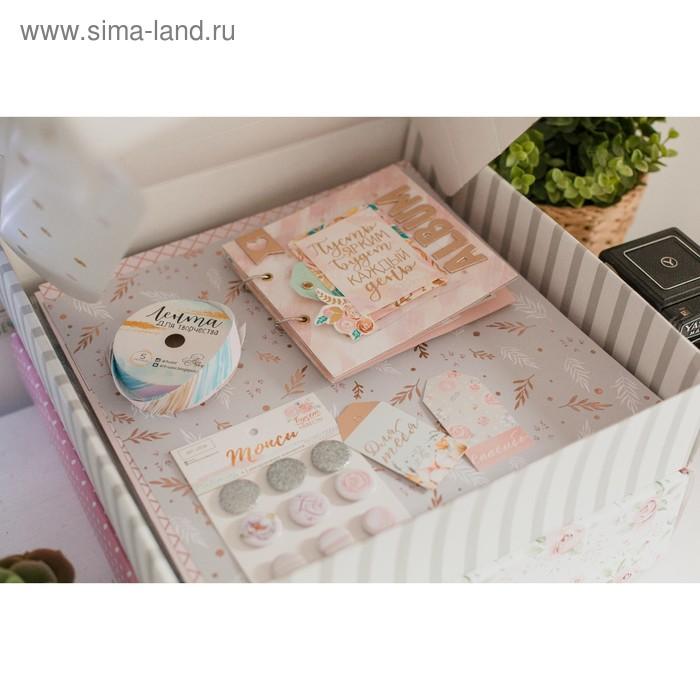 Дотсы для скрапбукинга «Букет невесты», 17.5 × 8 см