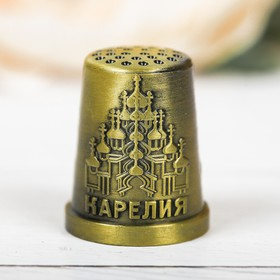 Напёрсток сувенирный «Карелия» Ош