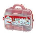 Игровой набор доктора, в чемоданчике, 7 предметов - Фото 3