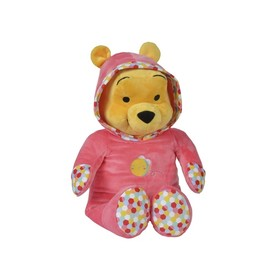 Мягкая игрушка «Медвежонок Винни в комбинезоне», 25 см