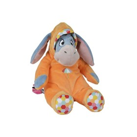 Мягкая игрушка «Ушастик в комбинезоне», 25 см