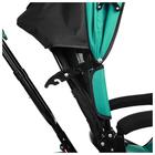 """Велосипед трёхколёсный Micio Classic Air, надувные колёса 10""""/8, цвет бирюзовый - Фото 9"""