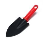 Совок посадочный, длина 22 см, ширина 7 см, пластиковая ручка