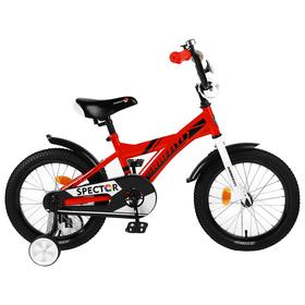 """Велосипед 16"""" Graffiti Spector, цвет красный"""