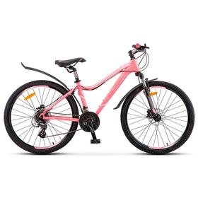 Велосипед 26' Stels Miss-6100 D, V010, цвет светло-красный, размер 15' Ош