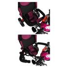 """Велосипед трёхколёсный Micio Classic Plus, колёса EVA 10""""/8"""", цвет сливовый - Фото 6"""