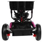 """Велосипед трёхколёсный Micio Classic Plus, колёса EVA 10""""/8"""", цвет сливовый - Фото 9"""