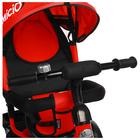 """Велосипед трёхколёсный Micio Classic, колёса EVA 10""""/8"""", цвет красный - Фото 7"""