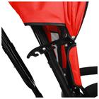 """Велосипед трёхколёсный Micio Classic, колёса EVA 10""""/8"""", цвет красный - Фото 9"""