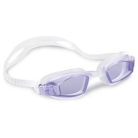 Очки для плавания FREE STYLE SPORT, от 8 лет, цвета МИКС, 55682 INTEX Ош