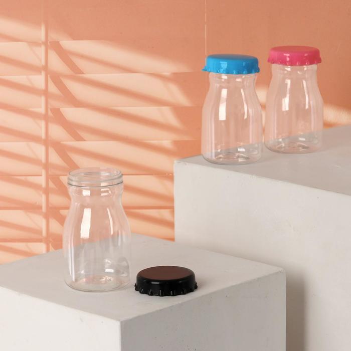 Бутылочка для хранения «Прованс», 75 мл, цвет МИКС