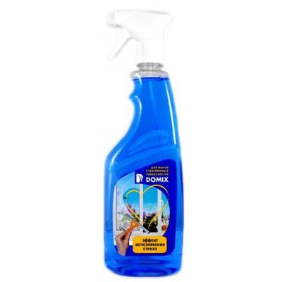 Средство для мытья стекол Domix, эффект исчезновения стекла, 700 мл - Фото 1