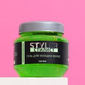 Гель для волос Domix Styler, нормальная фиксация, 250 мл