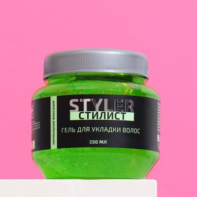 Гель для волос Domix Styler, нормальная фиксация, 250 мл - Фото 1