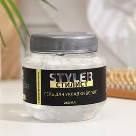 Гель для волос Domix Styler, с эффектом мокрых волос, 250 мл