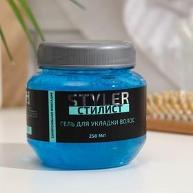 Гель для волос Domix Styler, супер сильная фиксация, 250 мл Ош
