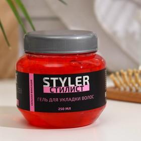 Гель для волос Domix Styler, сильная фиксация, 250 мл Ош